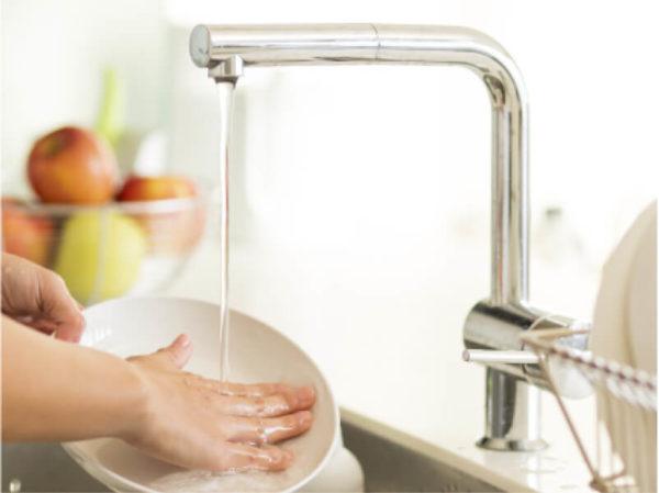 新築住宅の給排水設備工事・衛生設備器具設置工事